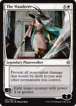 Magic: The Gathering - The Wanderer - War of The Spark