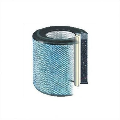 Austin Air HealthMate Plus 450 Replacement Filter With Black Colored Pre Filter Included