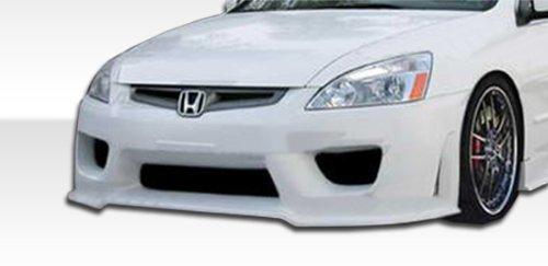 2003-2005 Honda Accord 4DR Duraflex Sigma Kit - Includes Sigma Front (103296) Sigma Sideskirts (103308) Sigma Rear (103295) - Duraflex Body (4dr Sigma Body)