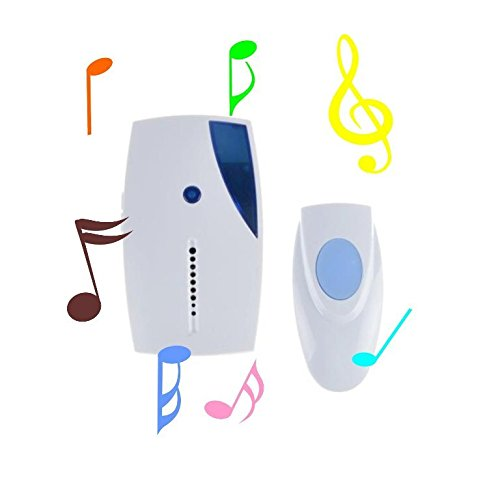 light-sellerr-36-tune-melody-songs-mini-led-wireless-chime-door-bell-doorbell-remote-control-for-hou