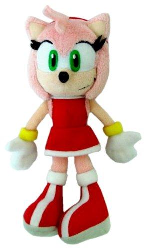 San-ei Sonic Amy Plush