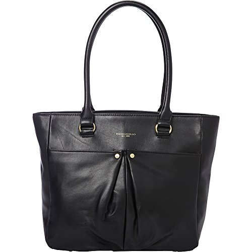 tignanello-pretty-pleats-tote-black