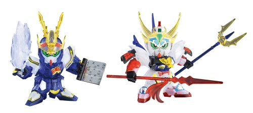 "Bandai Hobby BB Koumei Re-GZ & Chou""un Gundam Sekiheki no Bakuen Action Figure"
