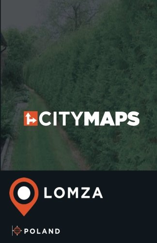 Lomza Poland Map.City Maps Lomza Poland James Mcfee 9781974452378 Amazon Com Books