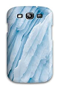Flexible Tpu Back Case Cover For Galaxy S3 - Ice