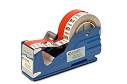 START International SL7326 Multi Roll Tape Dispenser with Baked Enamel Finish, 9.37\