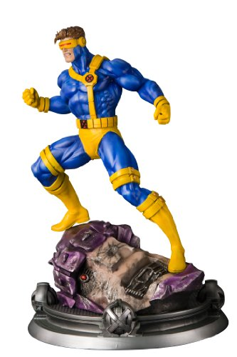 Kotobukiya Cyclops - X-Men Danger Room Session Fine Art Statue