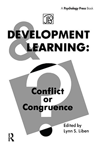 Development Learning: Conflict Or Congruence? (Jean Piaget Symposia Series)