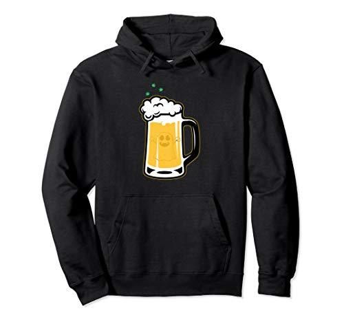 Halloween Drinking Squad Ghost Beer Mug - Halloween Souvenir Pullover Hoodie -