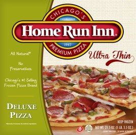 HOME RUN INN PIZZA DELUXE ULTRA THIN 21.5 OZ PACK OF 2