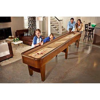 Attirant Brunswick Concord 12u0027 Shuffleboard Table