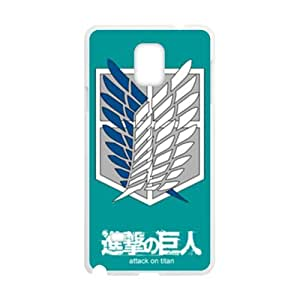 attack on titan Phone Case for Samsung Galaxy Note4