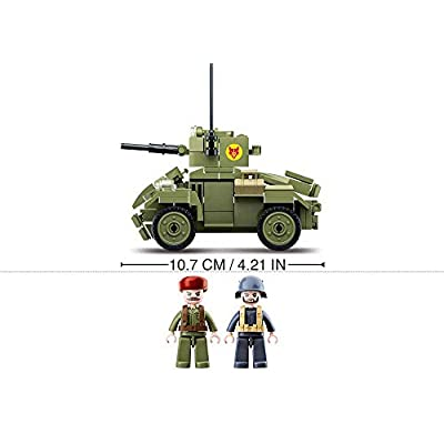 Sluban Construction M38-B0710, Various: Toys & Games
