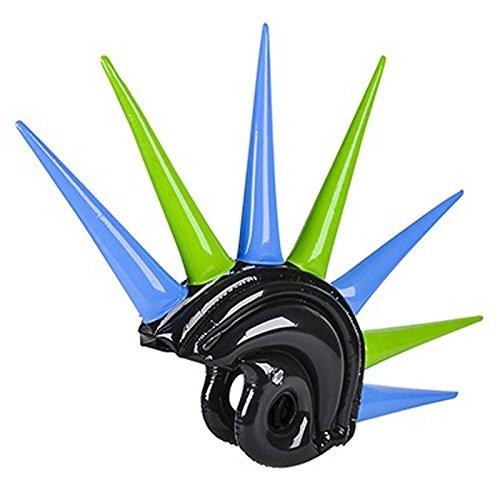RI Novelty Inflatable Mohawk Helmet (Helmet Novelty Hawk)