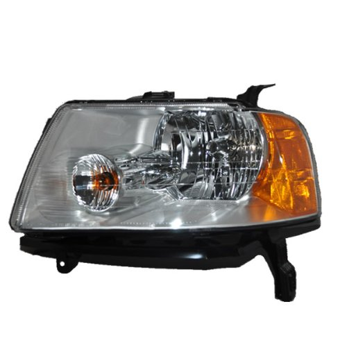 (Koolzap For 05-07 Ford Freestyle Headlight Headlamp Front Head Light Lamp Left Driver Side L)