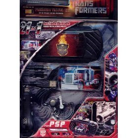 Transformers Premium Travel Kit for PSP by Transformers