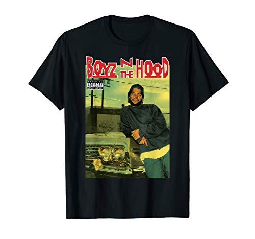 (Boyz N The Hood Darrin Doughboy Album Cover Logo T-Shirt)