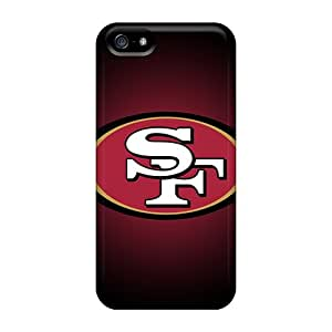 Tpu Fashionable Design San Francisco 49ers Rugged Case Cover For Iphone 5/5s New