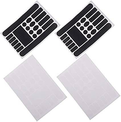 MTB Bike Chain Stay/&Frame Scratch Protector Bicycle Paster Protective K2Y5