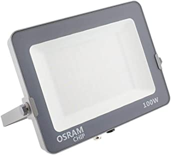 COUSON Foco Proyector LED 100W Exterior OSRAM Chips Luz Blanca ...