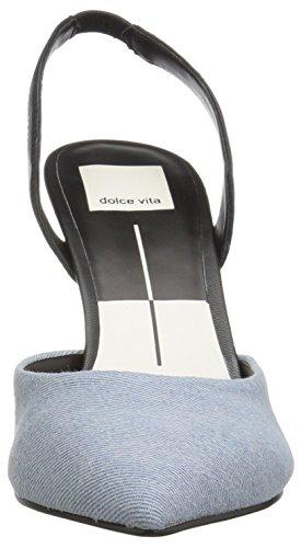 Dolce Vita Women's Maureen Pump Light Blue Denim supply online 0WbYOOT