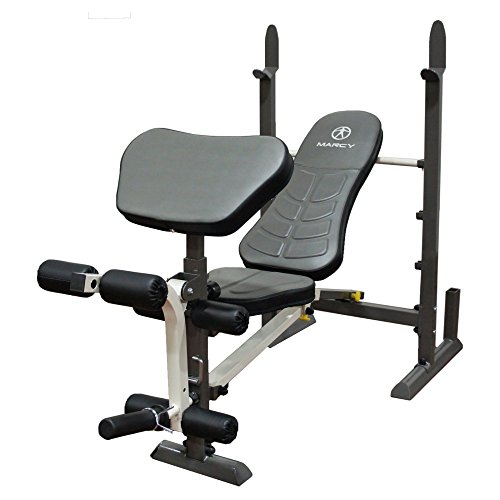 Marcy Folding Standard Weight Bench