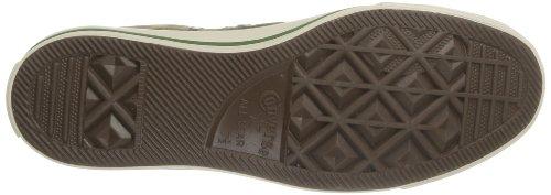 Unisex Jack 135504C Union Green Ctas adulto Converse Cm Sneaker Chocolate qFEvXW6w
