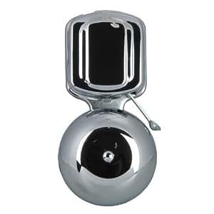 Unitec 40763 - Campana de alarma (2 bobinas), color cromo