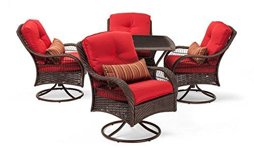 La-Z-Boy Outdoor Bristol Resin Wicker Patio Furniture