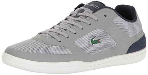 Lacoste Mens Court Minimal Casual Shoe Fashion Sneaker Grey 7aWZGd