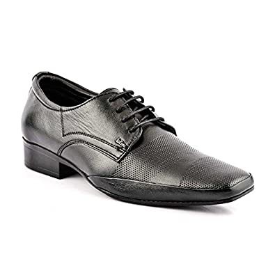46bbdea326 Lee Cooper Men's Formal Modern Classic Lace up Leather Oxford Dress Shoes:  Buy Online at Low Prices in India - Amazon.in