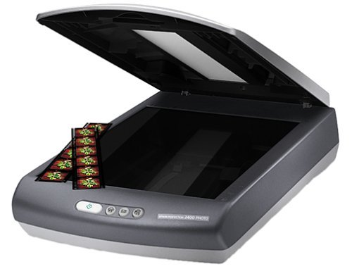 Epson Perfection 2400 Photo Scanner (Renewed)