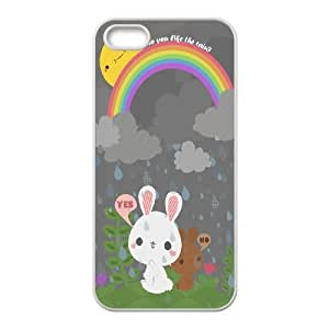 Wholesale Cheap Phone Case For Apple Iphone 5 5S Cases -Funny Rabbit-LingYan Store Case 16
