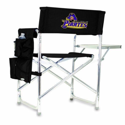 (PICNIC TIME NCAA East Carolina Pirates Sports Folding Chair)