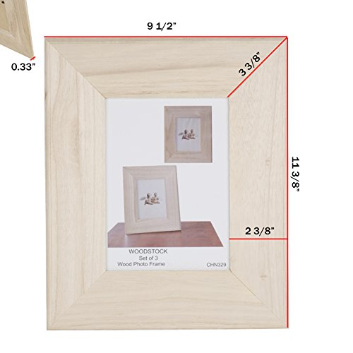 The 8 best wooden craft frames with glass