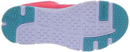 Kappa Umberte - Zapatillas de Deporte de material sintético niña Rosa - Rose (G12 Coral)