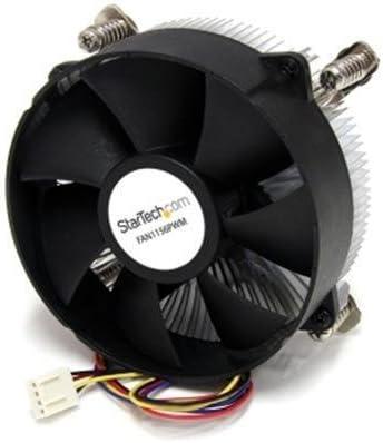 StarTech.com Ventilador Fan con Disipador de Calor CPU Procesador ...