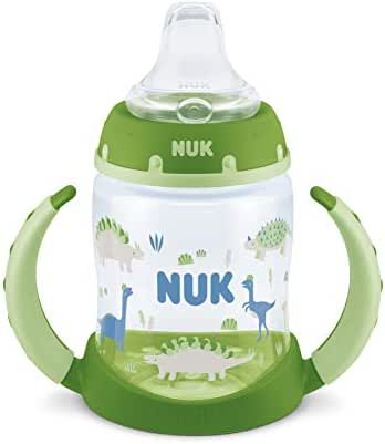 NUK Learner Sippy Cup, 5oz 1pk, Color and Style may vary