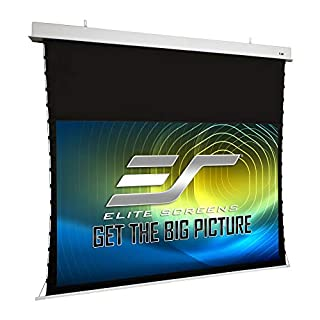 Elite Screens Evanesce Tab-Tension, 120-inch 16:9, Tensioned In-Ceiling Projection Projector Screen, ITE120HW2-E8 (B00G5R7UGY) | Amazon price tracker / tracking, Amazon price history charts, Amazon price watches, Amazon price drop alerts