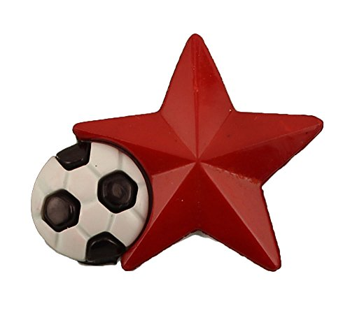 SOCCER STAR - 100 (Soccer Ball Button)