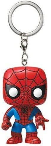 Funko POP! Marvel Keychain: Spider-man                                                                                                                Marvel Comfy Throw Blanket with Sleeves, Adult-48 x 71 Inches, Being Iron Man                                                                                                                Mens Cool Dress Socks Wedding Groomsmen Socks Size 8-13 MultiPack                                                                                                                5Pcs Profession Avengers Makeup Brushes - Avengers Professional Cosmetic Brushes Foundation Blending Blush Eye Shadows Face Powder Fan Brushes Kit Perfect Gift for Fans (5pcs)