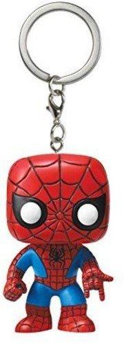 - Funko POP! Marvel Keychain: Spider-man