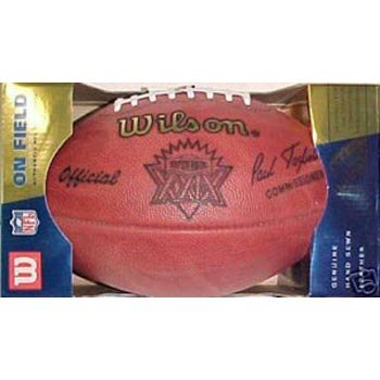 Super Bowl 29 XXIX Wilson Official NFL Game Football