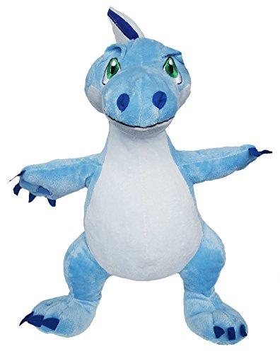 Cuddly Soft 16 inch Stuffed Sea Monster...We stuff 'em...you love - Nessie Shop