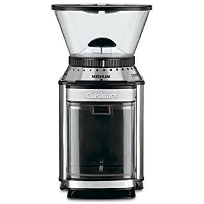 Cuisinart Burr Mill Coffee Grinder Electric 8 Oz.