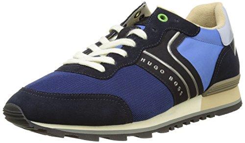 Baas Athleisure Mannen Parkour_runn_nymx 10191435 01 Sneaker Blauw (blauw Medium 420)