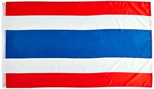 Thailand Flag Polyester 3 ft. x 5 ft.