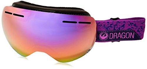Dragon Alliance X1S Ski Goggles, Stone - Ski Dragon