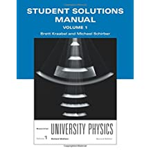 Amazon richard wolfson books student solutions manual for essential university physics volume 1 fandeluxe Images