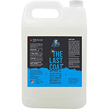 Image of The Last Coat Car Polish - Water Based Liquid Coating Protection, Smooth & Shiny Finish - Paint Care & Repair for Car or Any Surface Car Polishes & Waxes